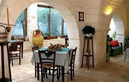 Breakfast room Masseria Asciano