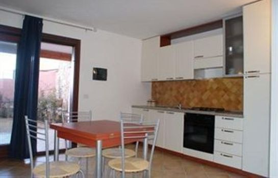 Kitchen in room Residence Orizzonti
