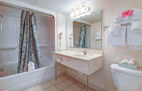 Bagno in camera Ocean Dunes Resort & Villas