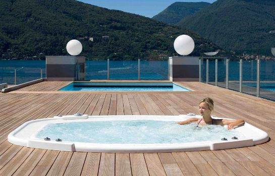 Whirlpool Golfo Gabella Lake Resort