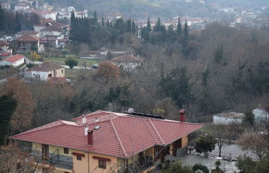 Entorno Guesthouse Papastathis