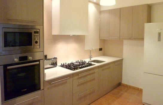 Kitchen in room Vidre Home - Plaza Real