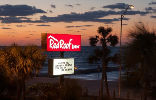 Außenansicht RED ROOF GALVESTON BEACHFRONT CONVENTION