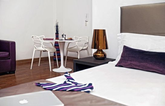 Standardzimmer Suites Rome 55
