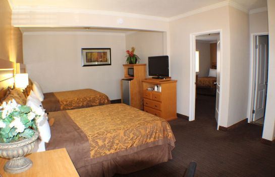 Suite Anaheim Islander Inn and Suites