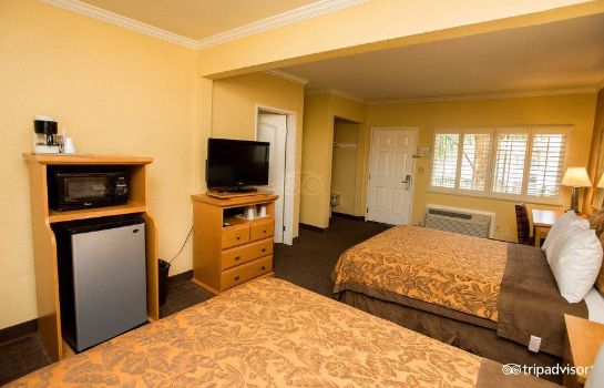 Zimmer Anaheim Islander Inn and Suites