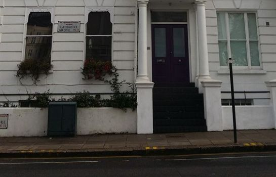 Vista exterior Notting Hill - Concept Serviced Apartments