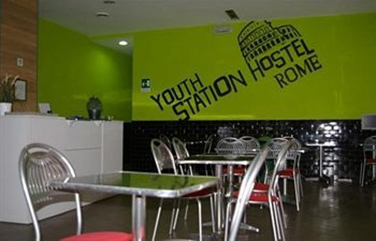 Außenansicht Youth Station Hostel
