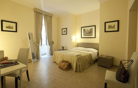 Außenansicht Four Rivers Suites in Rome