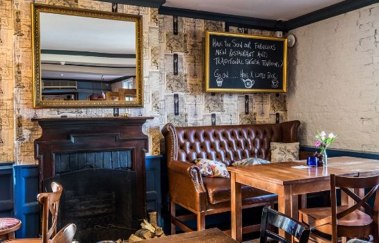 Bar hotelowy Bull's Head Hotel