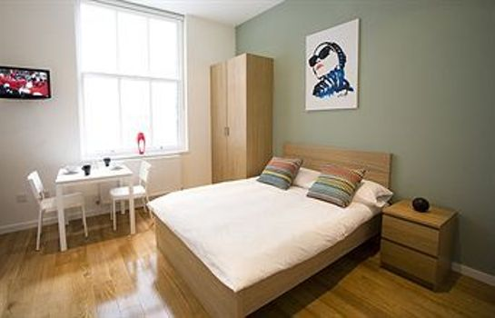 Habitación individual (estándar) Notting Hill - Concept Serviced Apartments