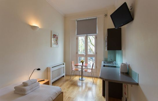 Info Inverness Terrace - Concept Serviced Apartments