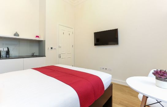 chambre standard Inverness Terrace - Concept Serviced Apartments