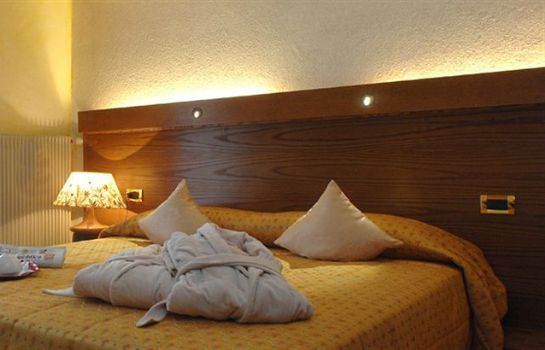 Standardzimmer Hotel Alpino