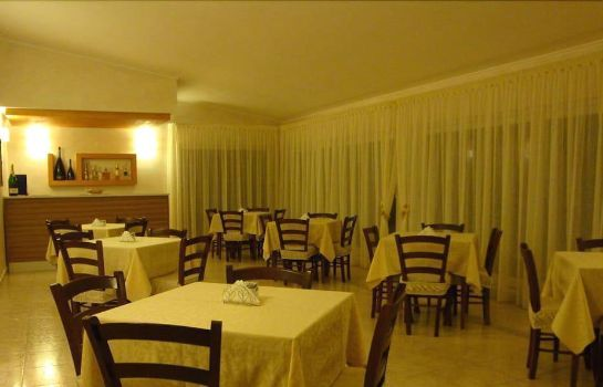 Sala de desayuno Il Galeone Bed and Breakfast