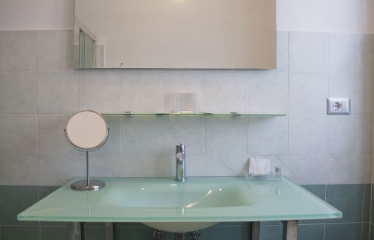 Bagno in camera Aurelia 429 Fine Town House