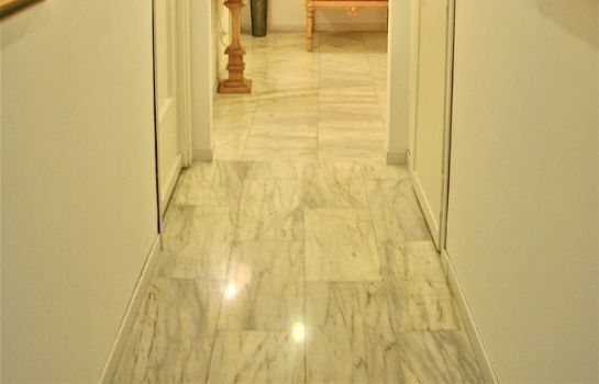 Vista all'interno Aurelia 429 Fine Town House