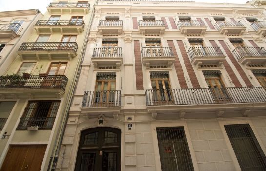 Exterior view Trinitarios Apartment