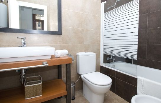 Bathroom Trinitarios Apartment