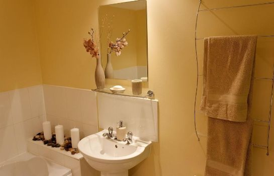 Badezimmer The Lindley Suite - Simple2let Serviced Apartments