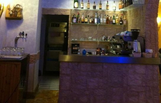Hotel bar Solidago Hotel