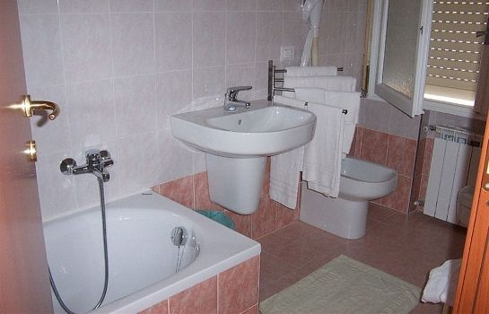 Bathroom Solidago Hotel