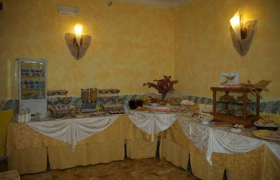 Breakfast room Solidago Hotel