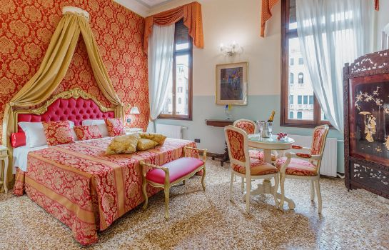 Außenansicht Friendly Venice Suites