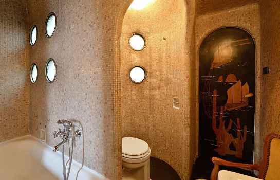 Badezimmer Venice Grand Canal Style Apartment