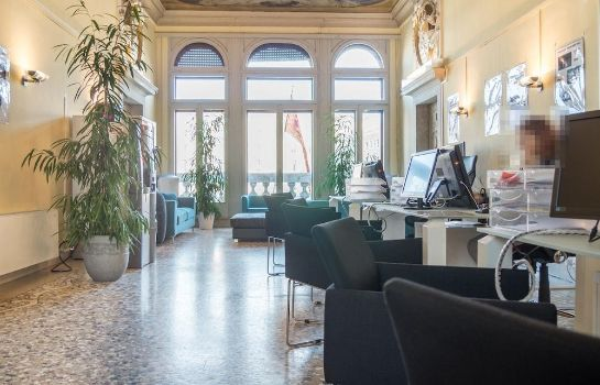 Empfang Venice Grand Canal Style Apartment Venice Grand Canal Style Apartment