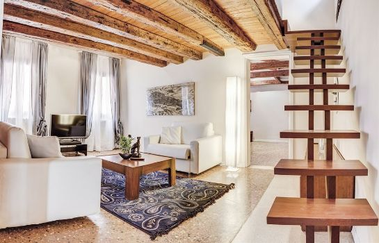 Standardzimmer Venice Grand Canal Style Apartment