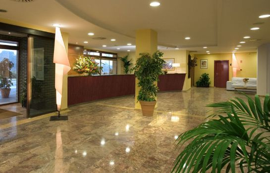 Reception Aparthotel Playas de Liencres