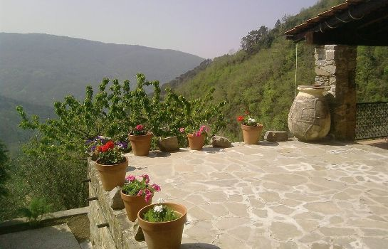 Terrasse Farmhouse Castagnola 64 B&B