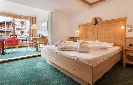 Standardzimmer Hotel Saltria - true alpine living