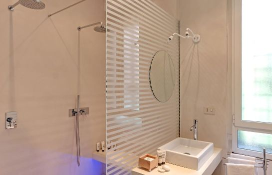 Badezimmer Manfredi Luxury Apartments