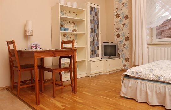 Eenpersoonskamer (standaard) The Secret Garden Apartment Krakowska 36