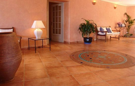 Lobby Hotel Castel d'Orcino