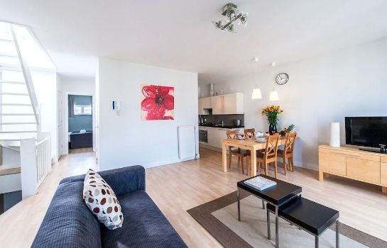 Binnenaanzicht Short Stay Group Congress Centre Serviced Apartments