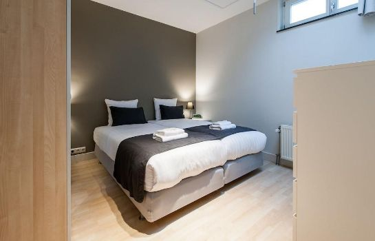 Standaardkamer Short Stay Group Congress Centre Serviced Apartments