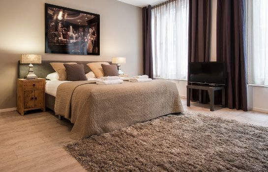 chambre standard Sarphatipark Apartments