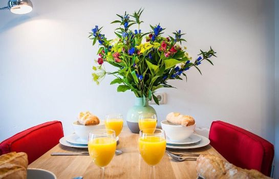 Innenansicht Short Stay Group Dapper Market Serviced Apartments