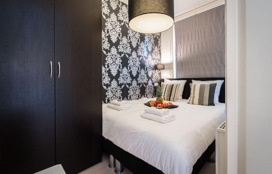 Standardzimmer Short Stay Group Dapper Market Serviced Apartments