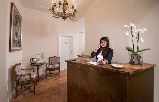Empfang Residenza I Rioni Guesthouse