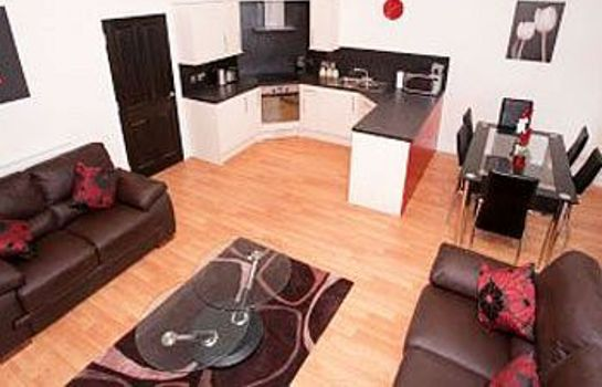 Info Parkhill Apartments City Centre