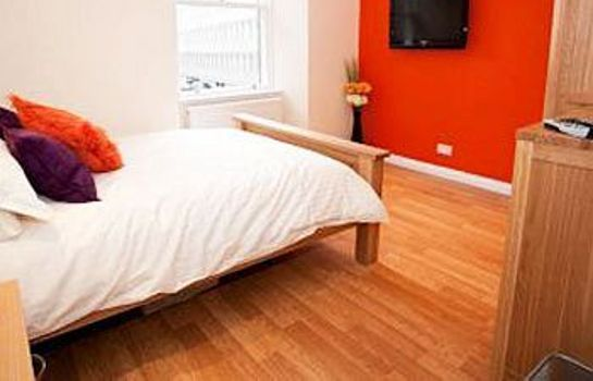 Single room (standard) Parkhill Apartments City Centre