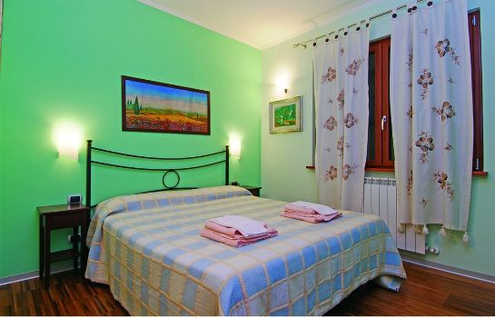 Standardzimmer Aurelia Garden Gold Bed & Breakfast