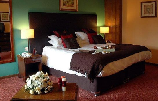 chambre standard The Bull Hotel Long Melford