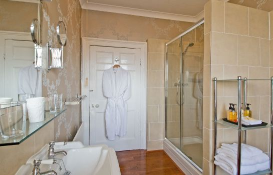 Cuarto de baño Chatton Park House B&B
