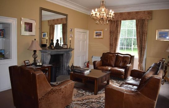 Hotelhalle Chatton Park House B&B Chatton Park House B&B
