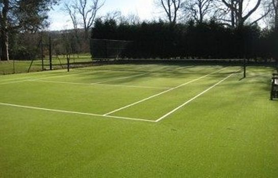 Campo de tennis Chatton Park House B&B
